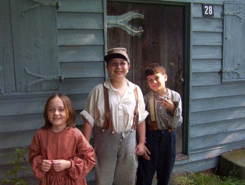 Civil War Kids