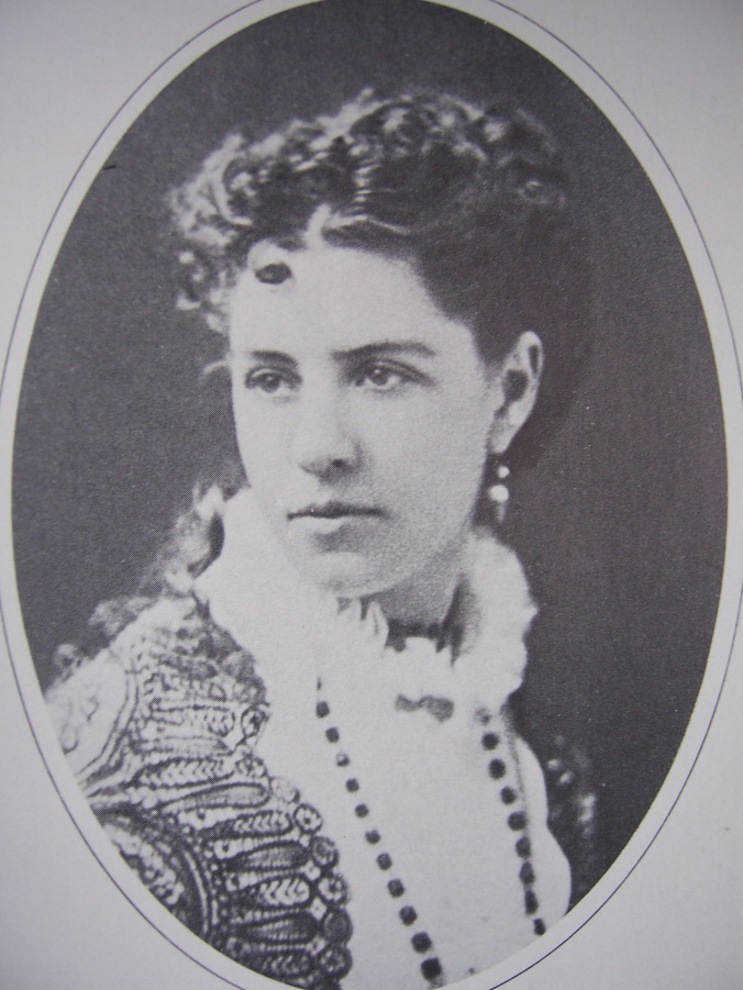 Beautiful Muse--Ina Coolbrith