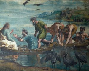 Raphael_-_The_Miraculous_Draft_of_Fishes_-_Google_Art_Project