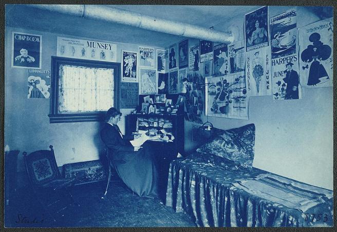 Photographer's studio