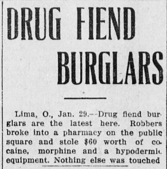 drug fiend