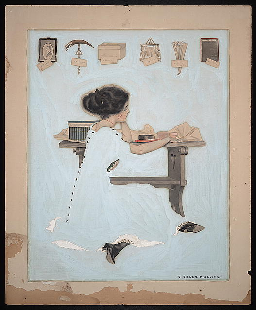 """""""Know All Men by These Presents""""  Coles Phillips"""