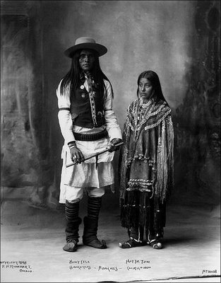 Chiricahua Apache
