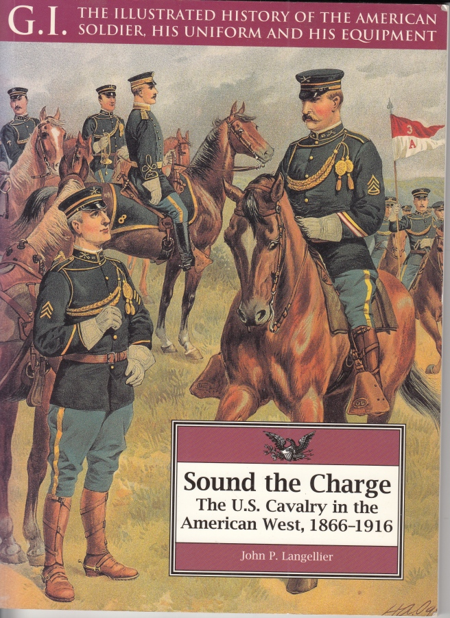 Even the horse looks proud to be seen with men in uniform.