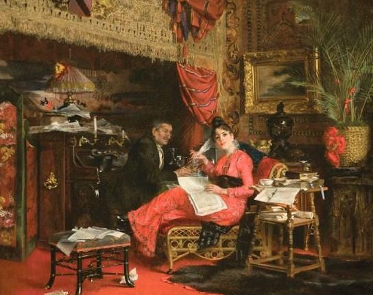 Pinckney Marcius-Simons (1865 – 1909) The Writer