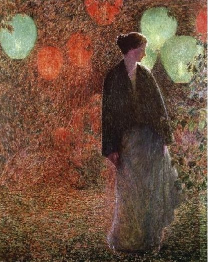 childe-hassam-july-night-oil-painting