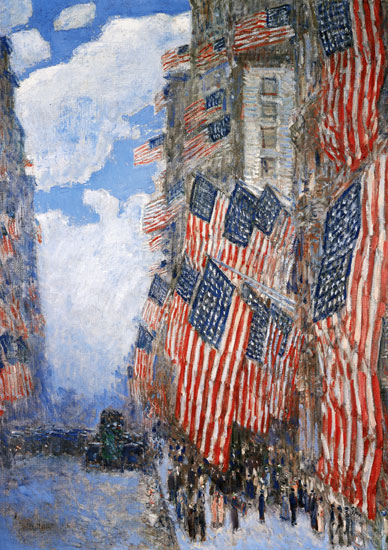 Fourth-of-July-Childe-Hassam