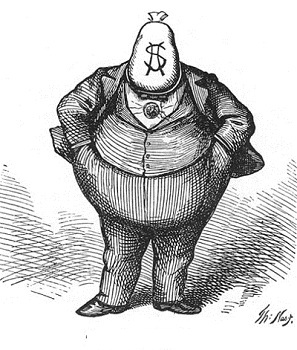 """The way to have power is to take it."" Boss Tweed"