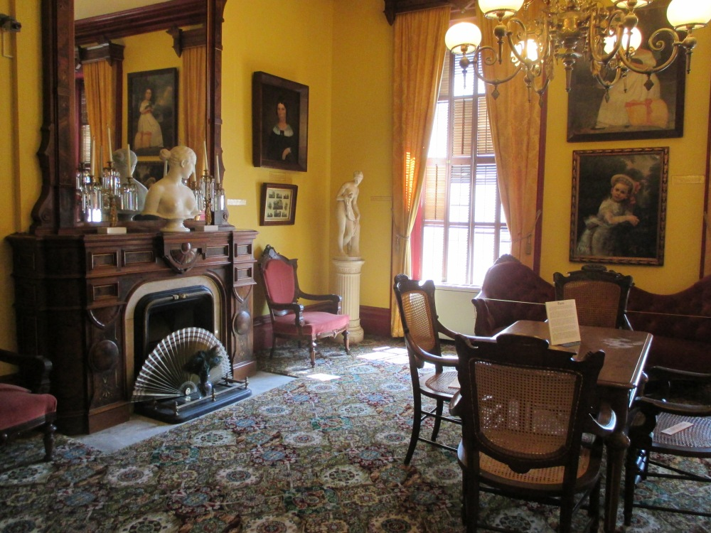Exhibit 2 Can anything truly wicked happen in a room like this (the High Stakes Room)?