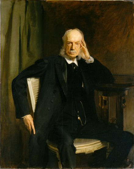 Portrait  of Henry G. Marquand by John Singer Sargent