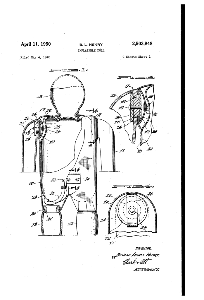 Inner Workings of a Doll