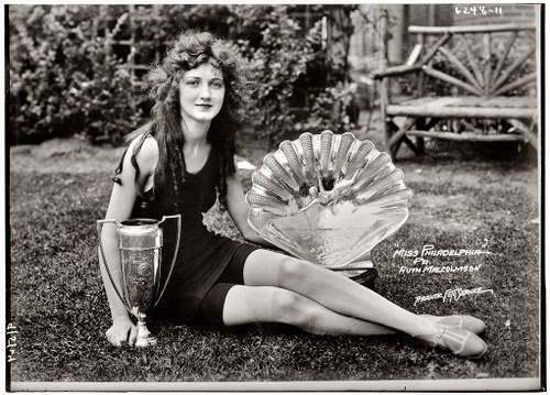 Margaret Gorman, Miss America 1921