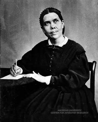 Prolific writer Ellen White