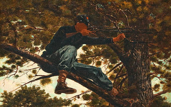 Random Winslow Homer painting for my own enjoyment