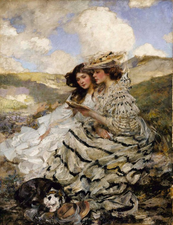 On the Dunes, James Jebusa Shannon