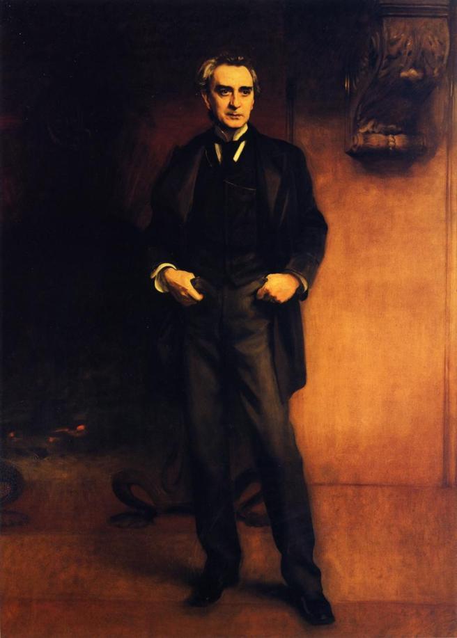 John Singer Sargent's Edwin Booth