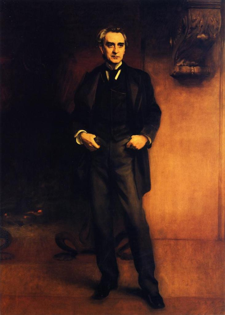 John Singer Sargent's Edwin Booth