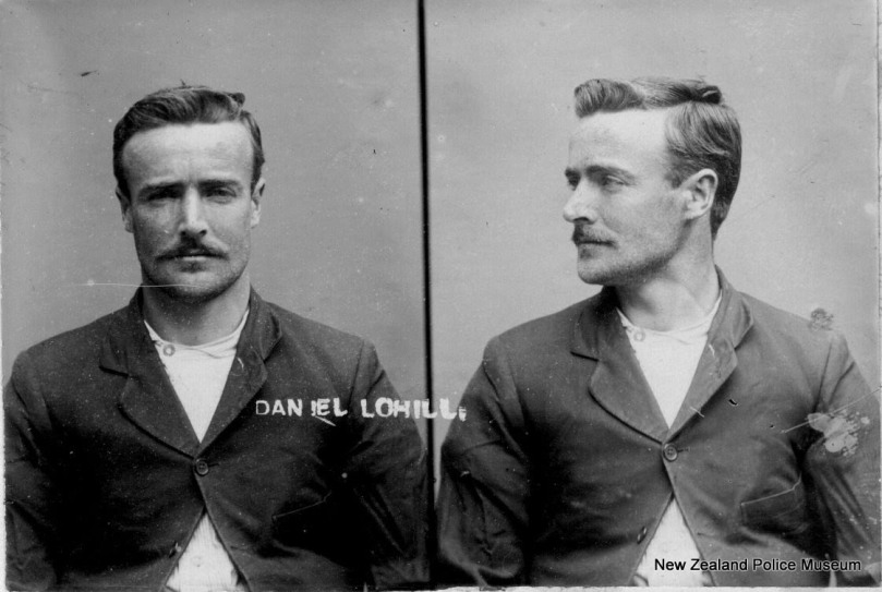 """Ridiculously photogenic 19th century New Zealand criminal."" courtesy Imgur.com"