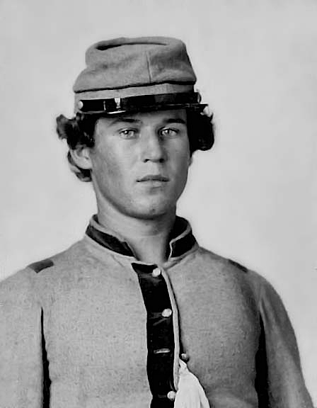 Confederate Soldier courtesy http://www.pbase.com