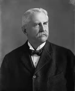 Diplomat Henry White