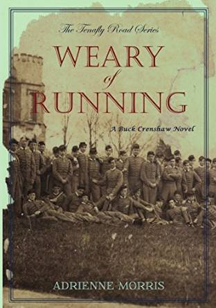 weary of running