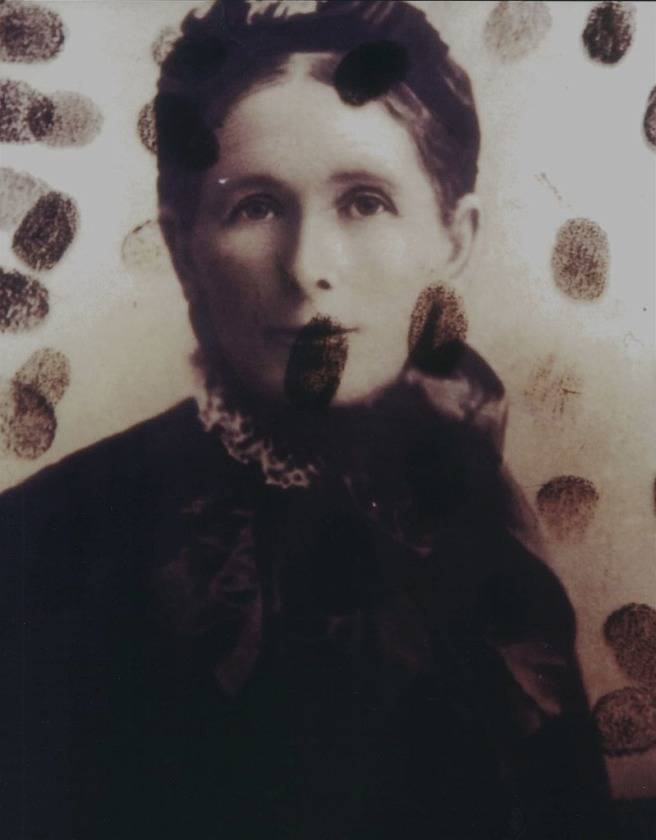 Miriam Stannage, Fingerprint Series family History (courtesy Photomeditations Machine.net