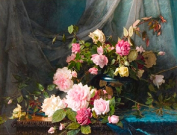 Still Life by Sophie Anderson