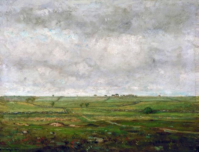 Landscape by Henry Ward Ranger