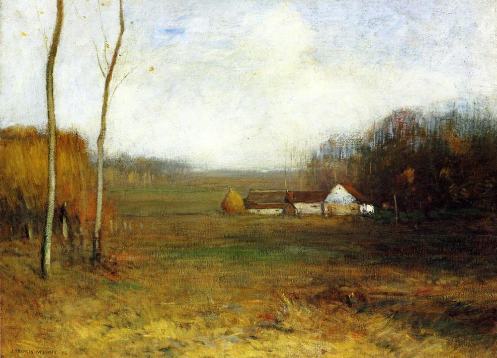 Landscape by John Francis Murphy