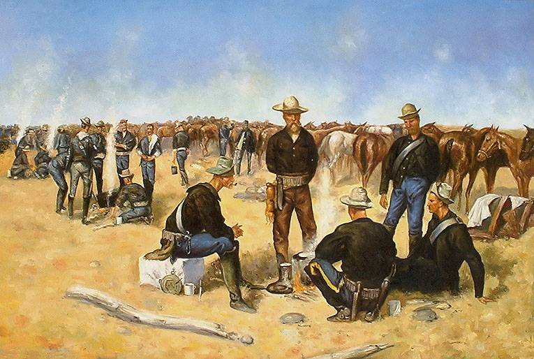 Remington-CavalrymansBreakfast2