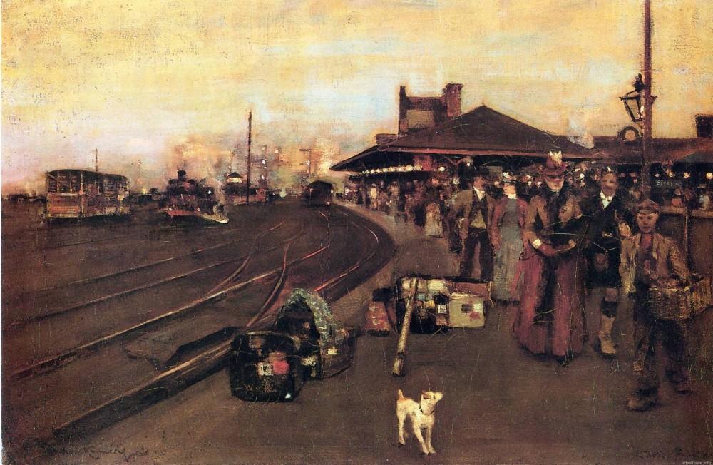 British Impressionism Paintings 17