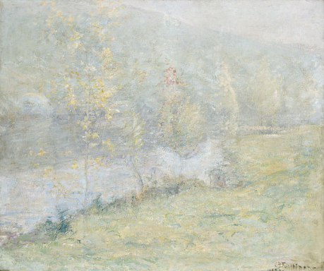 misty may morn twachtman