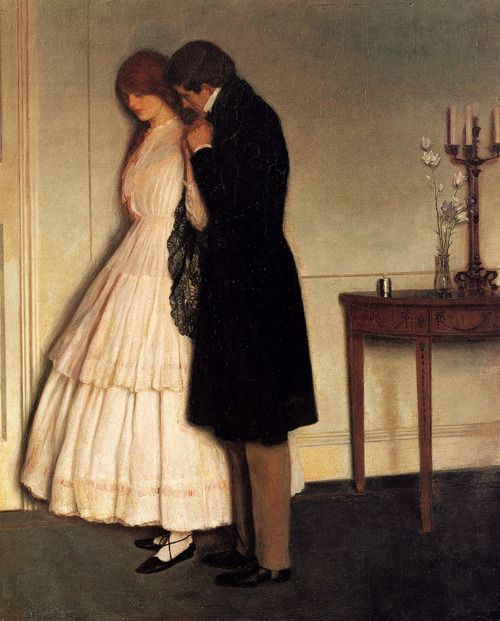 Leonard Campbell Taylor, Persuasion, 1914.