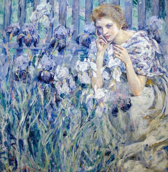 Robert Reid, Fleur de Lis, 1895-1900