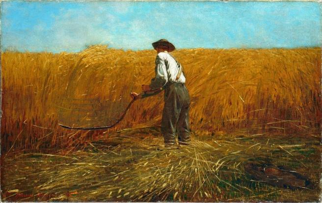 Winslow_Homer_-_The_Veteran_in_a_New_Field