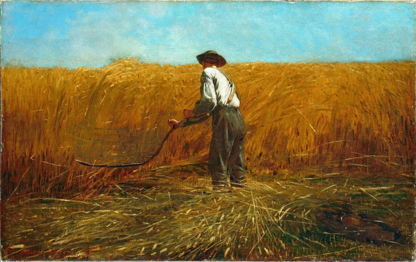 Winslow_Homer_-_The_Veteran_in_a_New_Field