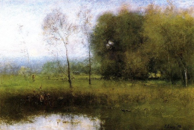 GEORGE-INNESS-SUMMER-MONTCLAIR-AKA-NEW-JERSEY-LANDSCAPE-