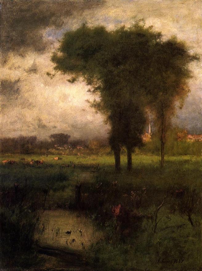 Inness-George-Summer-Montclair