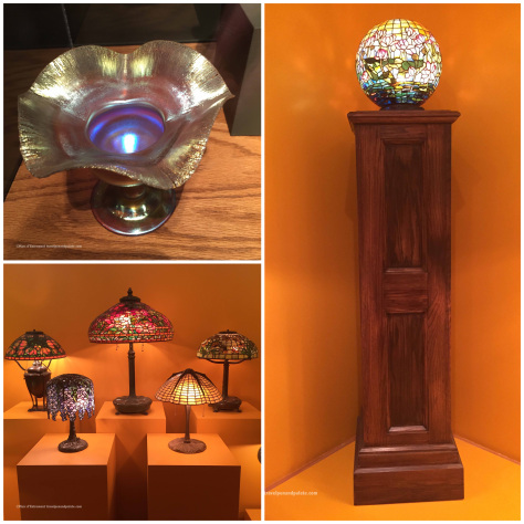 Louis Comfort Tiffany at the Morse Museum, Winter Park, FL
