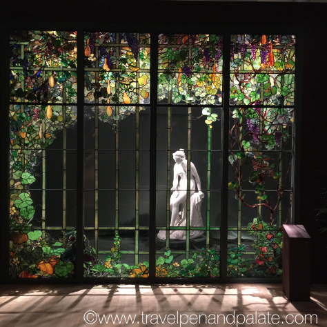 Garden doors, 1905, August Heckscher house