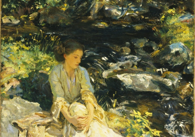 the-black-brook-1908-john-singer-sargent