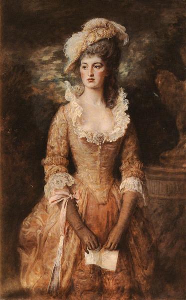 Clarissa, John Everett Millais