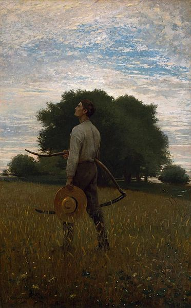 song_of_the_lark_winslow_homer_1876-jpeg