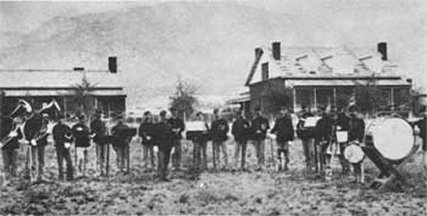 first-infantry-band-fort-grant-1882
