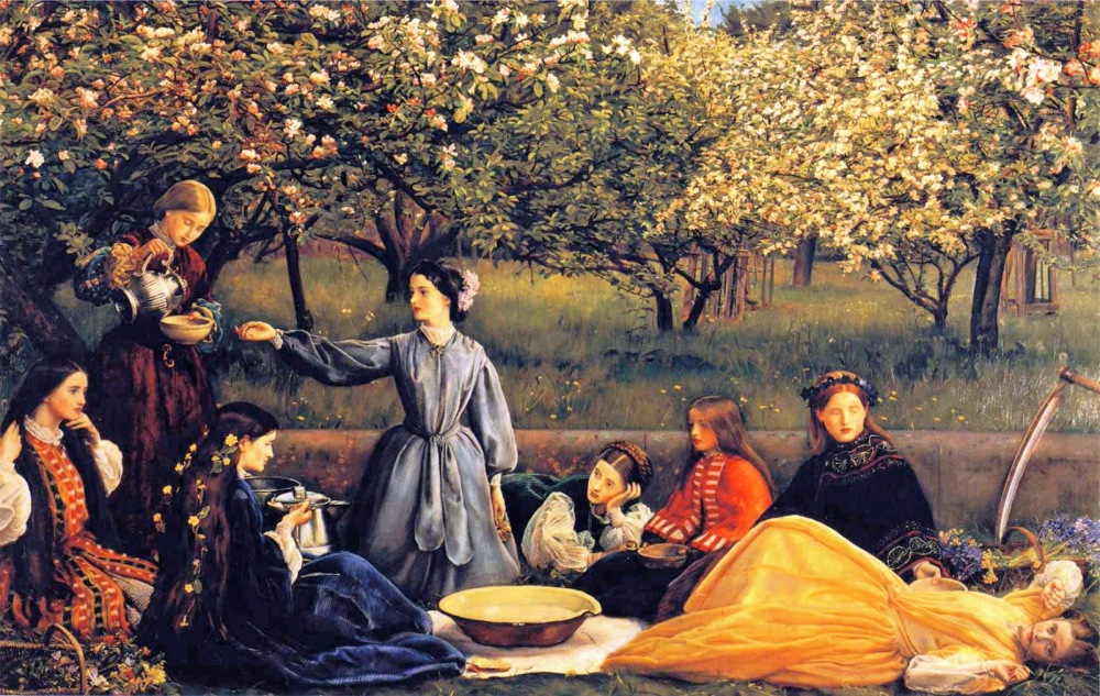 john-everett-millais-spring-apple-blossoms