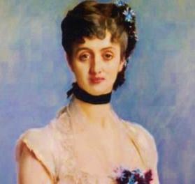 Madame Paul Poirson1885 by John Singer Sargent