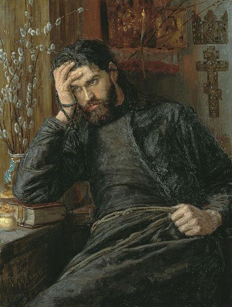 Konstantin_Savitskiy_Inok_1897