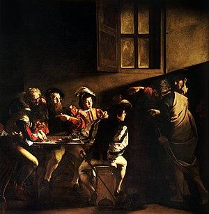 300px-The_Calling_of_Saint_Matthew-Caravaggo_(1599-1600)