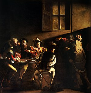 300px-The_Calling_of_Saint_Matthew-Caravaggo_(1599-1600)