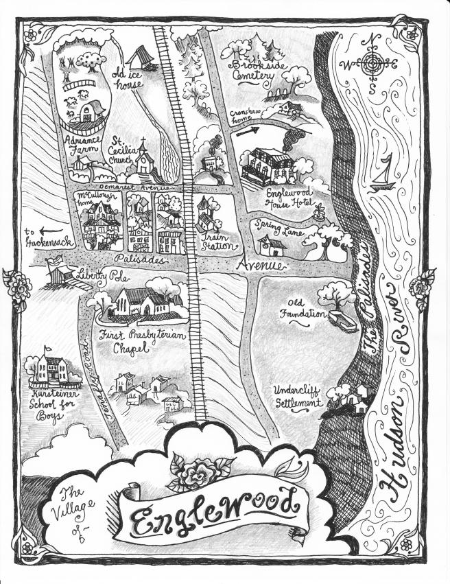 englewood map